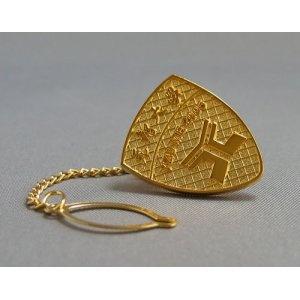 P11-高級銅質徽章(多種造型)
