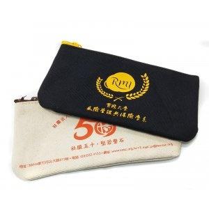 PB03 帆布小筆袋_網版印刷