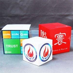 PPB01-紙磚-4側邊可印製廣宣及企業LOGO