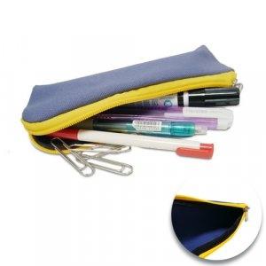 PB07 長條造型筆袋_網版印刷