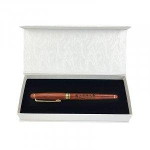 WM106 高級紅木鋼珠筆禮盒
