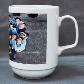 全瓷濾茶杯