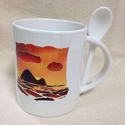 標準陶瓷馬克杯