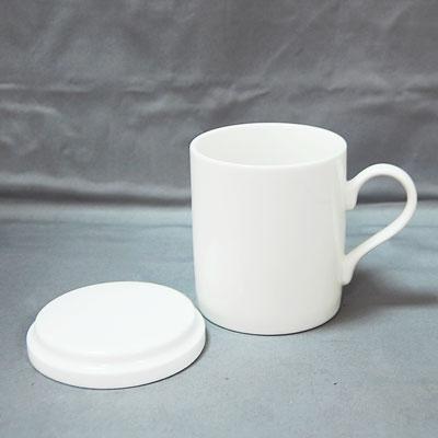 新骨瓷馬克杯單色設計