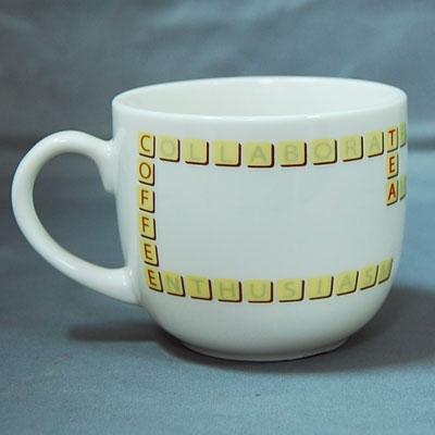 新骨瓷馬克杯五色設計